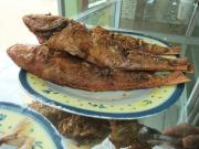 Cajun Rubbed Red Snapper