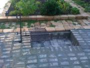 building your concrete barbeque pit