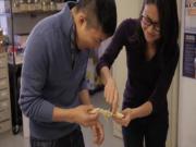 374 Dan Tries Durian