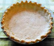 Whole Wheat Pie Shell