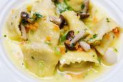 Agnolotti is a sumptuous Italian pasta popular world wide