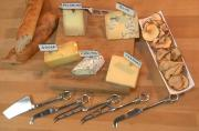 Serving an Ontario Cheese Plate