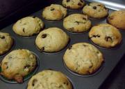 Chocolate Chip Orange Muffins