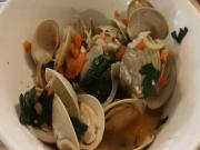 Spicy Angry Clams