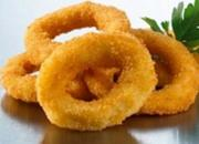 Homemade Crumbed Calamari Rings