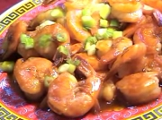 Spicy Shrimps Stir Fried