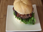 Bacon Encrusted Cheeseburger! (Dad's Kitchen Recipe)