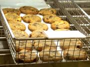 Quick Raisin Cookies