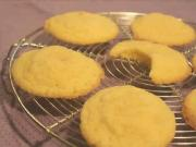 Soft Lemon Sugar Cookies: Cookie Jar