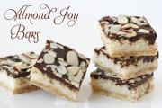 Almond Joy bars at home