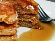 Mary's Oatmeal Pancakes