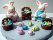 Fondant cake ideas for Easter
