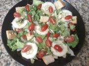 Quick veg salad