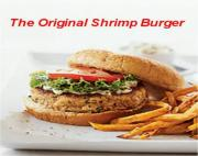 Original Shrimp Burger At Rouse'S Grocery Store