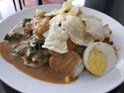 Indonesian Salad (Gado Gado)