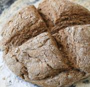 Sunflower Soda Bread