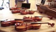 Study Shows Violinists Can't Tell Old Violins from New