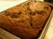 Vanilla Flavored Banana Bread