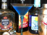Blue Bikini Martini