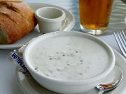 New England Clam Chowder South Of Boston Style