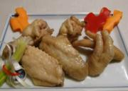 Drunken Chicken Wings and Chicken Feet