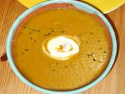 Parsnip And Lemon Soup