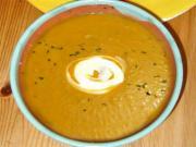 Parsnip And Lemon Soup