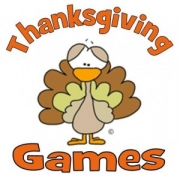 Thanksgiving games for kids are a must.