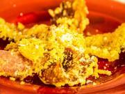 Bacon Parmesan Crisps
