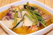 Pork Sinigang with Patis