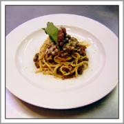 Lemon Tagliarini with Duck Ragu