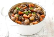 Seitan Irish Stew
