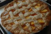 Peach Orange Pie