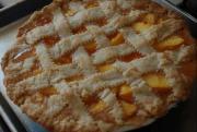 Peach Orange Pie
