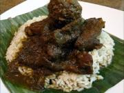 Malaysian Food- Daging Masak Kicap