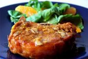 Pork Chops with Oranges