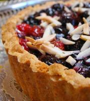 Cherry Jubilee Pie