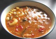 Baked Beef Minestrone