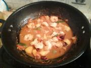 Gaeng Khau Goong  - Prawn and Pineapple Curry