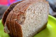 No-Knead Whole-Wheat Bread