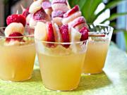 Sparkling Celebration Punch (Non-Alcoholic)