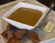 Arabian Lentil Soup