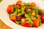 Three Bean Summer Salad