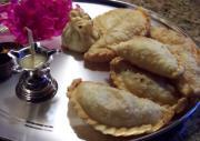 Baked Karanji