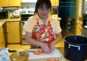 Texan Picante Sauce - Part 1 - Tomato Preparation