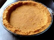 Graham Cracker Crumb Crust