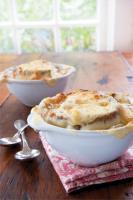 Parrano Onion Soup