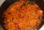 Jambalaya Shrimp And Sausage