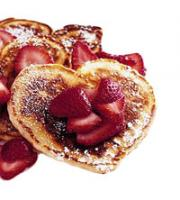 Heart-Healthy Flapjacks
