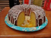Lemon Cake Glaze